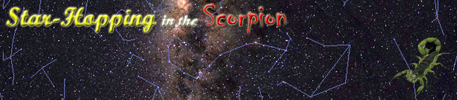 [Star-Hopping in the Scorpion]